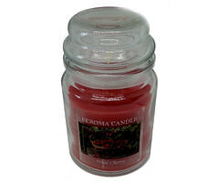 Ароматизированная банка Промис-Плюс FEROMA CANDLE Wild Cherry
