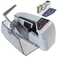 Счетная машинка ручная V30 работает как от сети так и от батареек, фото 1