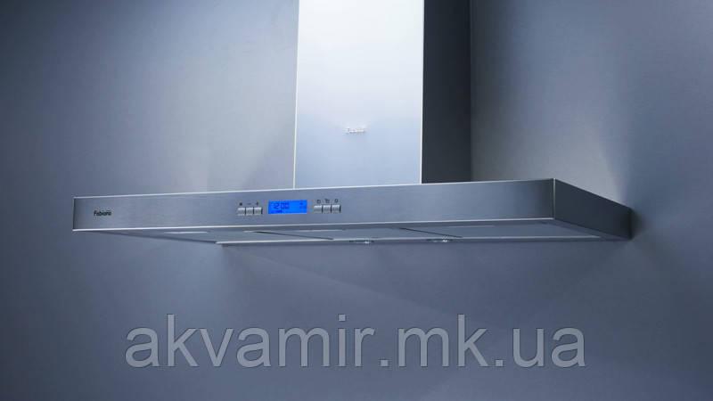 Вытяжка для кухни Fabiano Gloria 60 Inox LCD (нерж. сталь) декоративная
