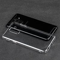 Ультратонкий чехол для Samsung Galaxy A6 Plus 2018, фото 1