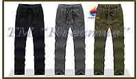 Оптом под заказ флисовые штаны (под заказ от 50 шт) с НДС