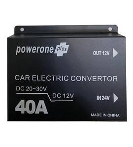 Преобразователь, авто инвертор DDC-40 A(Инверт_DDC-40A)