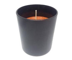 Ароматизированный стакан Промис-Плюс FEROMA CANDLE Black Style Orange and Chocolate