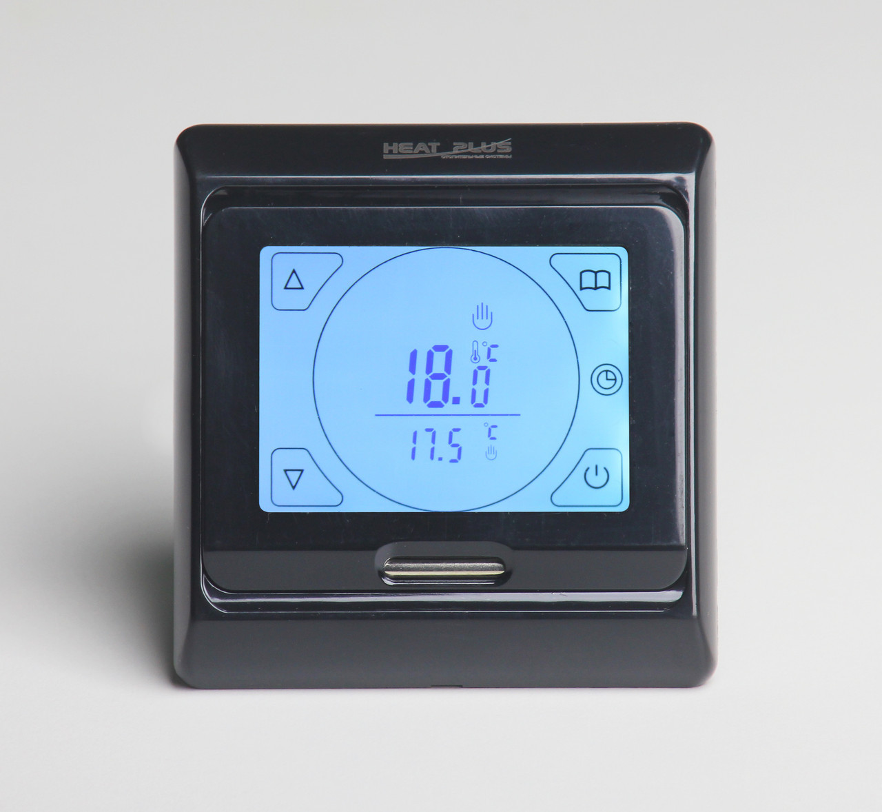 Терморегулятор Heat Plus M9.716 Black
