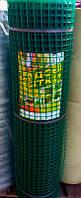 Забор садовый.Ячейка 20х20 мм, рул. 1м х 20 м.(Пластиковый).