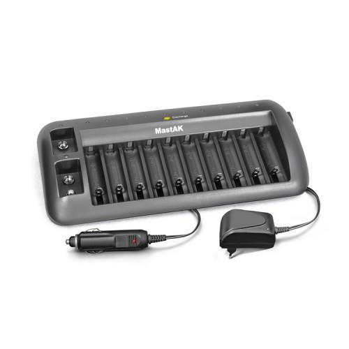 Зарядное устройство MastAK MW-218 (1/12, AA,AAA,9V)