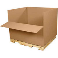 Жесткая картонная коробка под заказ любых размеров, фото 1
