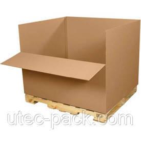 Жесткая картонная коробка под заказ любых размеров