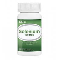 GNC Selenium 100 mg, 100 таблеток