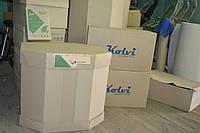 Ящики и коробки из прессованного картона, фото 1