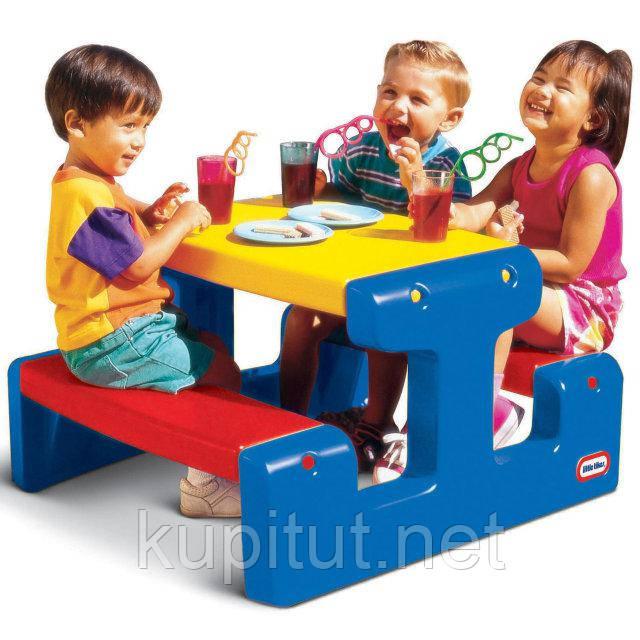 Стол детский Little Tikes 4795