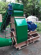 Молоткова дробарка ЕМ-60 (55 кВт, 1-6 т/год), Биоэкопром