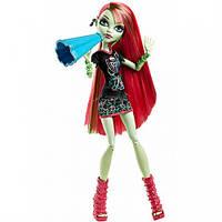 Кукла Венера МакФлайтрап Группа поддержки – Venus McFlytrap Ghoul Spirit Monster High