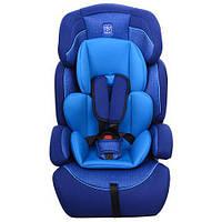 Детское автокресло M 3546-4-9 синий цвет