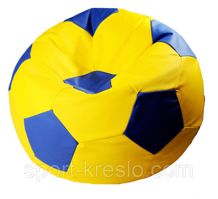 Кресло мяч пуф футбол