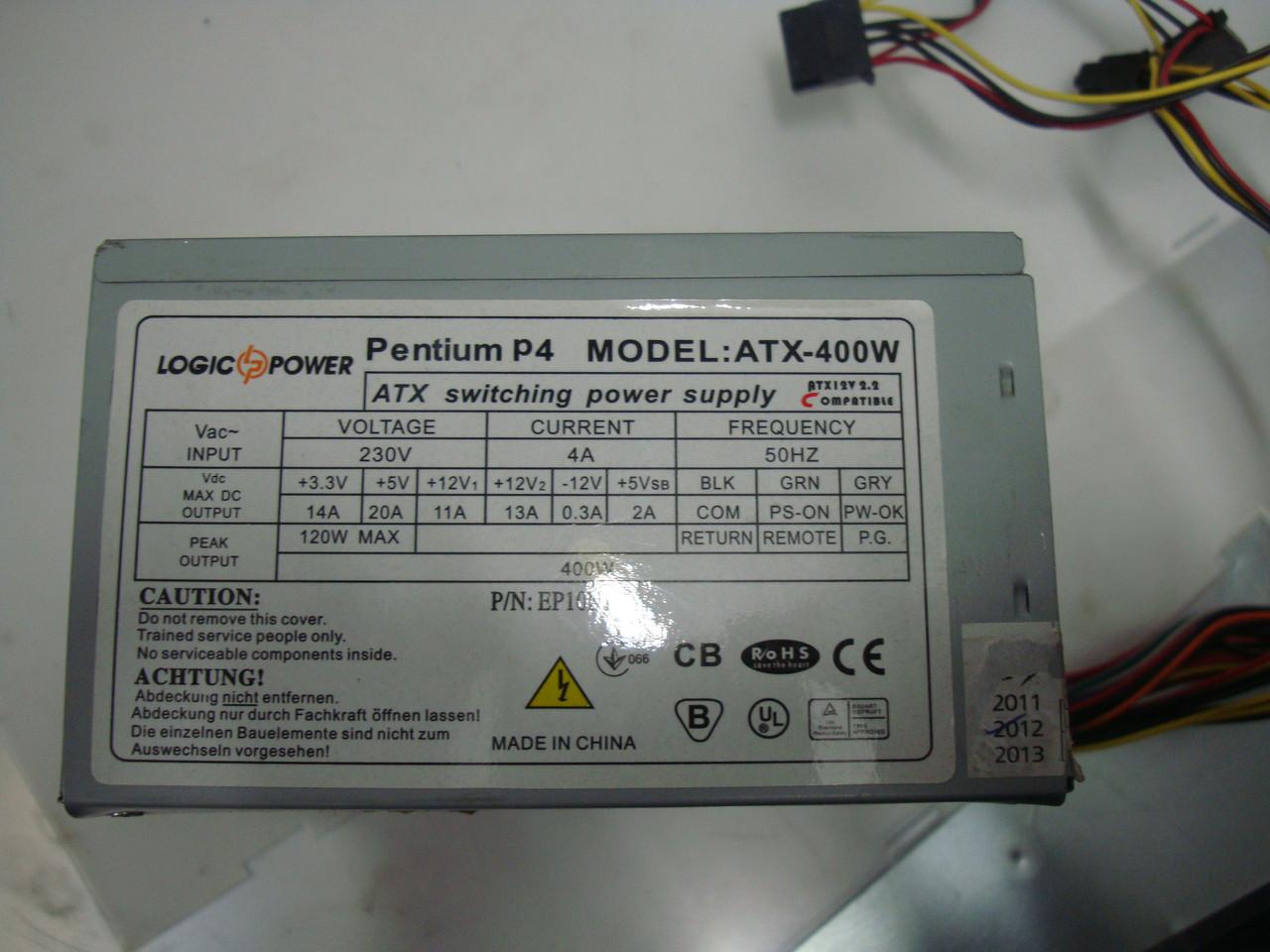 Блок питания Logic Power ATX-400W 400 Ватт