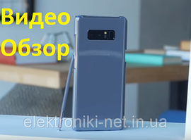 "Копия Samsung Galaxy Note 8 6,3"" 64GB Синий + ОБЗОР!"