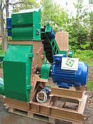 Молоткова дробарка ЕМ-75 (75 кВт, 2-10 т/год), Биоэкопром