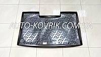 Коврик багажника на Фольксваген T5 с 2010-2016 резино-пластиковый