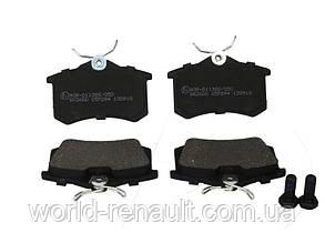 Комплект задних тормозных колодок Рено Меган 3, Рено Флюенс/ LPR 05P294