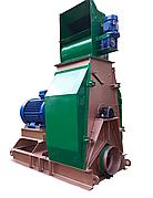 Молоткова дробарка ЕМ-160 (160 кВт, 5-25 т/год), Биоэкопром