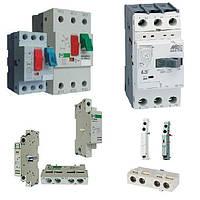 Автоматичні вимикачі захисту двигуна (АВЗД)