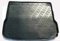 Коврик багажника на Форд Транзит Коннект с 2013-> резино-пластиковый