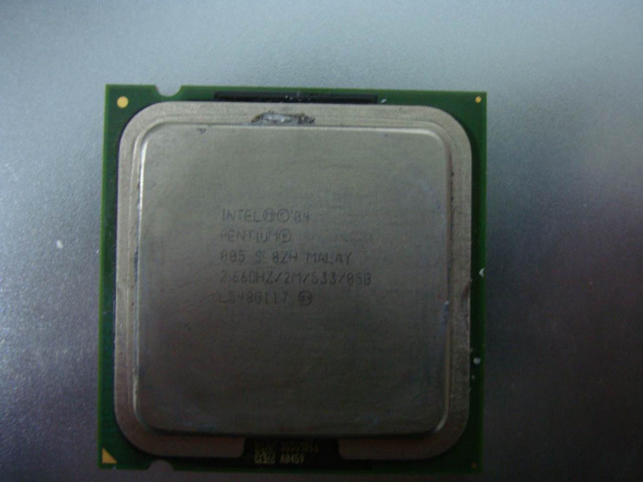 Двухъядерный процессор Intel Pentium D925 S775 3GHz; 4mb кеш !