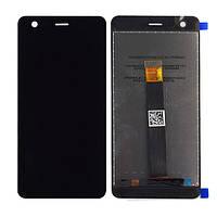 Дисплей Nokia 2 Dual Sim (TA-1029) с тачскрином (Black)