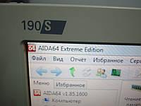 Монитор ЖК 19 Philips 190S с дефектом, фото 1
