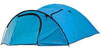 Туристическая палатка 4-местная Travel Plus 4