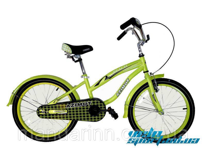 Велосипед детский Azimut Beach 20