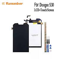 Doogee S30 Lcd дисплей + сенсор Модуль