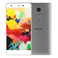 Оригинальный смартфон Sharp Z2  2 сим,5,5 дюйма,10 ядер,32 Гб,16 Мп,3000 мА/ч.
