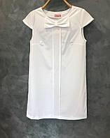 Летнее платье женское Лето 11 Бант. Размеры: 42-44