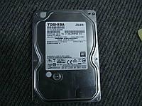 Жесткий диск Toshiba 500Gb 7200RPM SATAIII для компьютера, фото 1