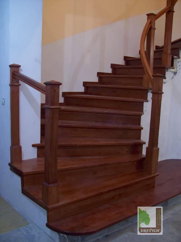 Виготовлення сходів по проекту