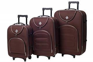Наборы дорожных чемоданов Bonro Lux