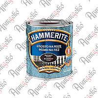 Краска по металлу Hammerite молотковая черная 2,5л Арт. 80.001.01