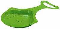 Санки Alpen Rutscher зеленые, фото 1