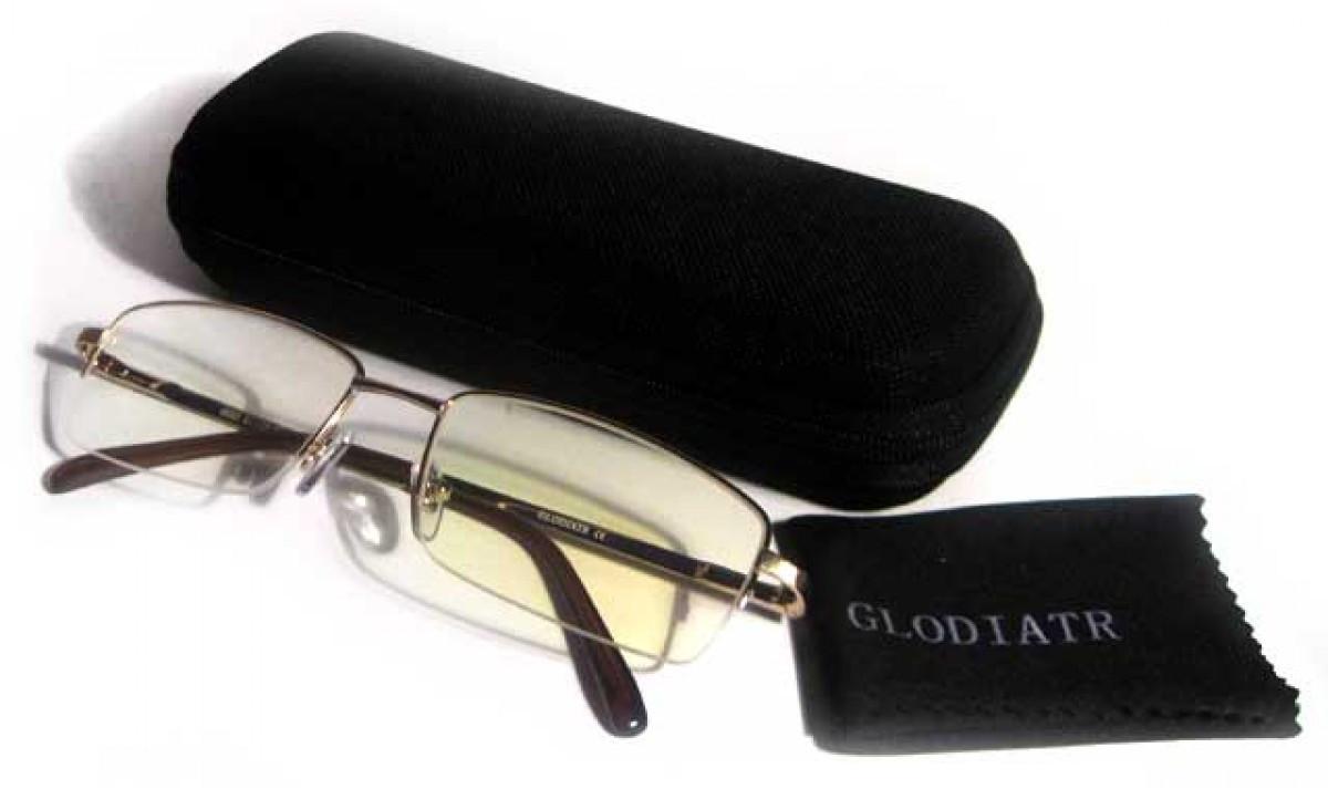 Компьютерные очки Glodiatr Модель GL027 S1