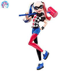 Кукла Харли Квин DC Super Hero Girls Harley Quinn