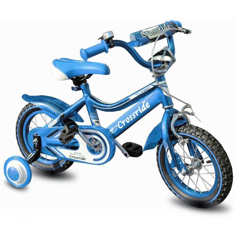 Детский велосипед CROSSRIDE 12 Х360 BMX