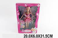 """Лялька (кукла) типу """"Барби"""" """"Ангел"""" Fairy S58 (1506930) (72шт/3)  з крилами, світиться, в коробці 20*6*31,5 см"""