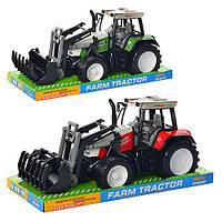 Трактор инерция 2089 бульдозер, подвижной ковш