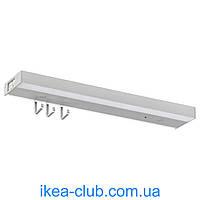 Светодиодная подсветка столешницы IKEA УТРУСТА 102.451.39 цвет алюминия