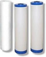 Комплект картриджей для высокопроизводительного фильтра «Водолей-БКП» Арго доставка по Украине