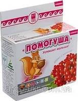 Драже «Помогуша» с калиной (витамины, ребенок беспокойный, раздражительный, плохо засыпает, быстро утомляется)
