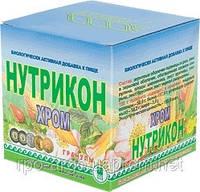 Нутрикон Хром (пищевые волокна, клетчатка, витамины, аминокислоты, беременность, лактация, похудение