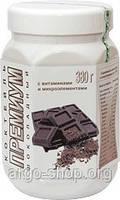 Коктейль ПРЕМИУМ Шоколадный Арго (витамины В, С, А, Е, кальций, магний, железо, калий, селен, пектин, отруби)